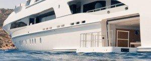 Side door yacht seal