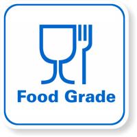 Food grade silicone sponge